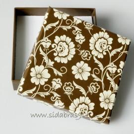 """Подарочная коробка """"Цветочная коробка для комплекта""""R"""