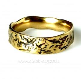 Žalvarinis žiedas ŽŽ759