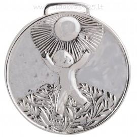 "Медаль на крестины ""Gyvenimo pradžia"""