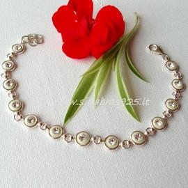 Bracelet with Swarovski