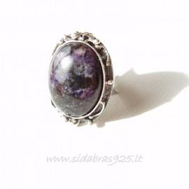 Sidabrinis žiedas