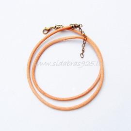 Brass necklace ŽK652