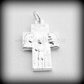 Подвеска православный крест