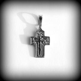 Pakabukas Rusijos stačiatikių kryžius P648