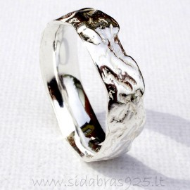 "Wedding ring ""Comfort narrow"""