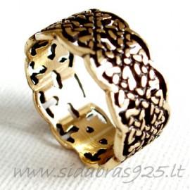 Кольцо из латуни ŽŽ001