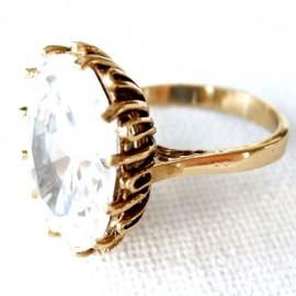 Žalvarinis žiedas ŽŽ120