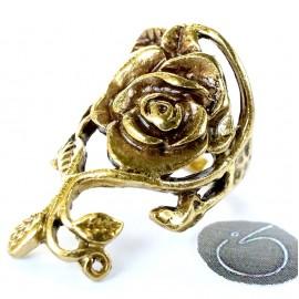 Žalvarinis žiedas ŽŽ