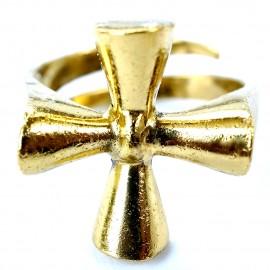 Кольцо из латуни ŽŽ599