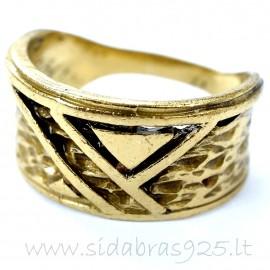 Кольцо из латуни ŽŽ079
