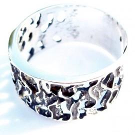 Žiedas nuostabus ažūras Ž418