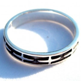 Žiedas vyriškas Ž096