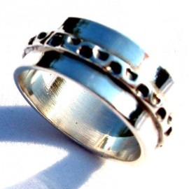 Žiedas vyriškas Ž039