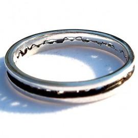 Žiedas siauras Ž146