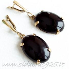 Brass earrings ŽA361