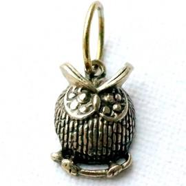 """Brass pendant """"Pelėdžiukas"""" ŽP544"""