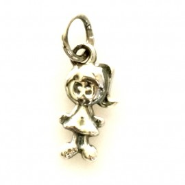 "Pendant ""The Naughty Girl"" P669"