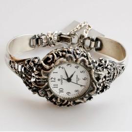 Sidabrinis laikrodis
