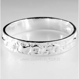 """Vestuvinis žiedas """"Meilės džiaugsmai"""" Ž703"""