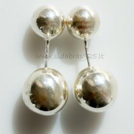 """Earrings """"2 burbulai"""""""