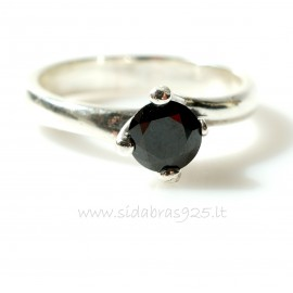 Ring with Zirconia Ž125-J