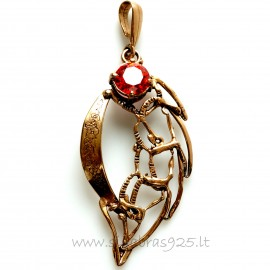 Bronze pendant BP482