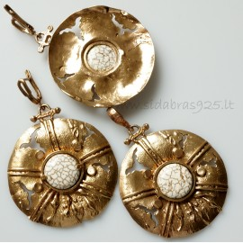 Bronze jewellery set Hovlitu BK500
