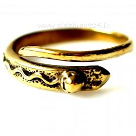 Žalvarinis Žiedas ŽŽ105