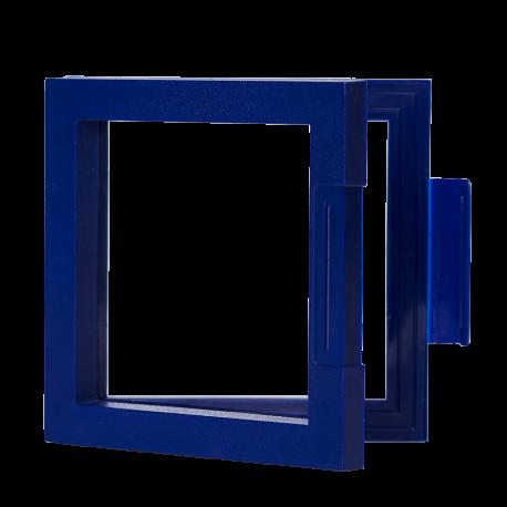 """Dovanų dėžutė """"Universali dėžutė-stovelis mėlynos spalvos"""""""