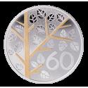 60-year jubilee medal