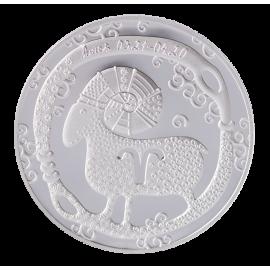 "Medalis Zodiako ženklas ""Avinas"""