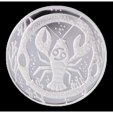 """Medalis Zodiako ženklas """"Vėžys"""""""