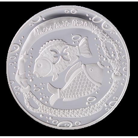 "Medal Zodiac sign ""Fish"""