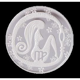 "Medal Zodiac Sign ""Virgo"""