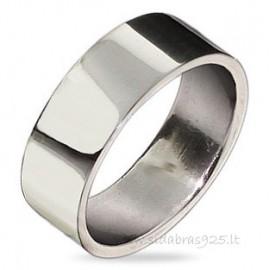 """Vestuvinis žiedas """"Graviravimui"""" 7mm"""