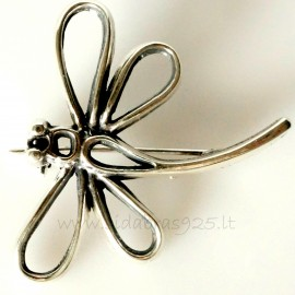 Brooch 'Dragonfly'