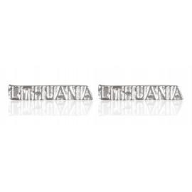 Cерьги LITHUANIA A740