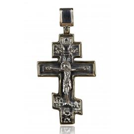 Pakabukas religinis Sentikių kryžiukas PD5