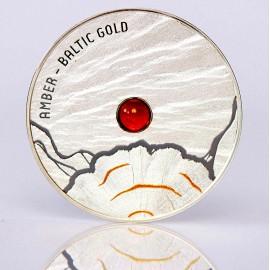 """Medalis """"Baltijos auksas"""""""