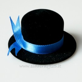 """Подарочная коробка """"Черная шляпа"""""""