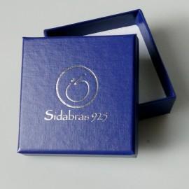 """Dovanų dėžutė """"Mėlyna 925 komplektui"""""""