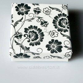 "Gift Box ""Flower box "" White"