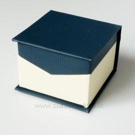 """Подарочная коробка """"Синий + Желтый"""""""