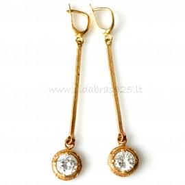 "Bronze earrings BA ""Kartu"""