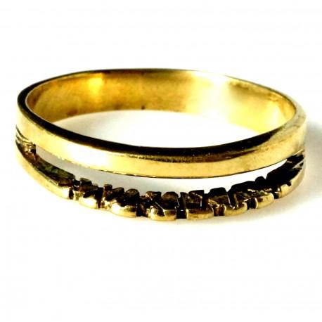 Кольцо из латуни ŽŽ025