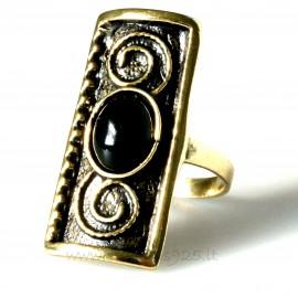 Кольцо из латуни ŽŽ156