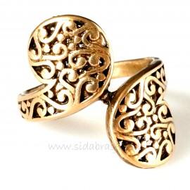 Кольцо из бронзы BŽ126