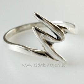 """Žiedas """"Myliu -žaibukas"""" Ž017"""