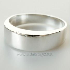 """Ring """"Diskas"""" Ž021"""