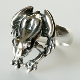 "Ring ""The Frog"""